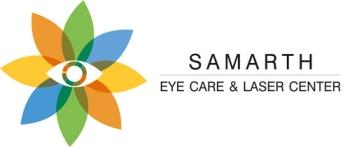 Samarth eye care logo | Best Eye hospital in mumbai
