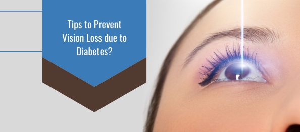 Tips to Prevent Vision Loss due to Diabetes?